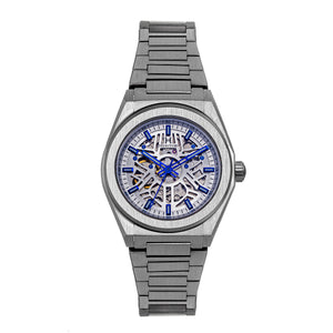 Heritor Automatic Atlas Bracelet Watch - White - HERHS1304