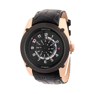 Heritor Automatic Daniels Semi-Skeleton Men's Watch