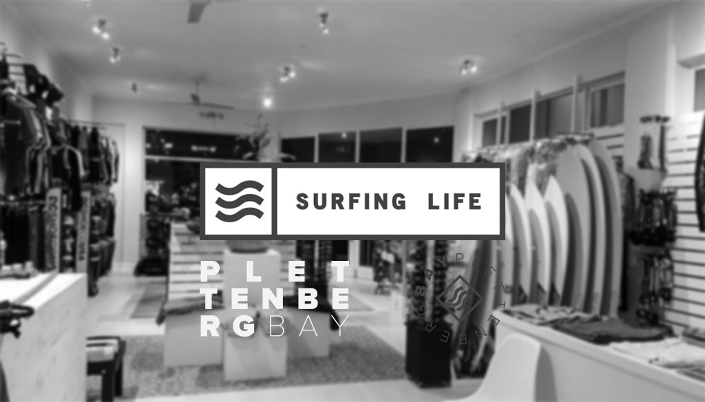 Surfing Life Plettenberg Bay Authorised Dead Reckoning Retailer