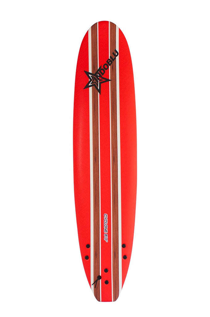 Cyclone Indoblu 8 Foot Soft Top Surfboard