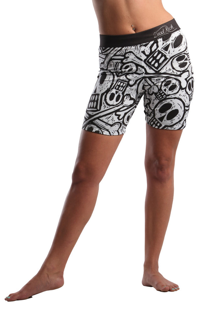 Short Skull Pattern Compressions