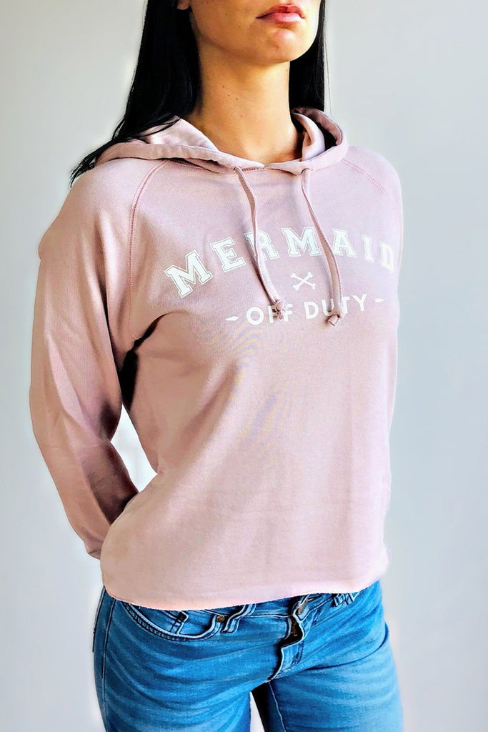 Mermaid Off Duty - Ladies Pullover