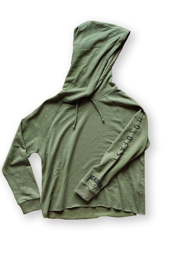 HoldFast Ladies Hooded Pullover