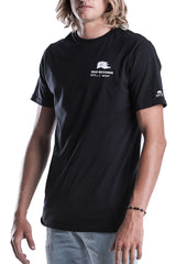 MENS-BLACK-COTTON-TEE-DEAD-RECKONING-BLACK-FLAG--BLACKK-BART-FRONT-VIEW