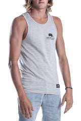 MENS-MELANGE-ATHLETIC-VEST-DEAD-RECKONING-BLACK-FLAG-FRONT-VIEW