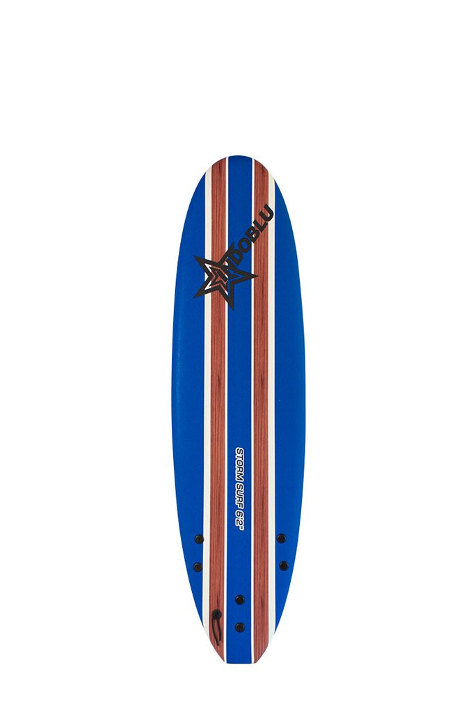 Storm Surf Indoblu 6'2 Foot Soft Top Surfboard