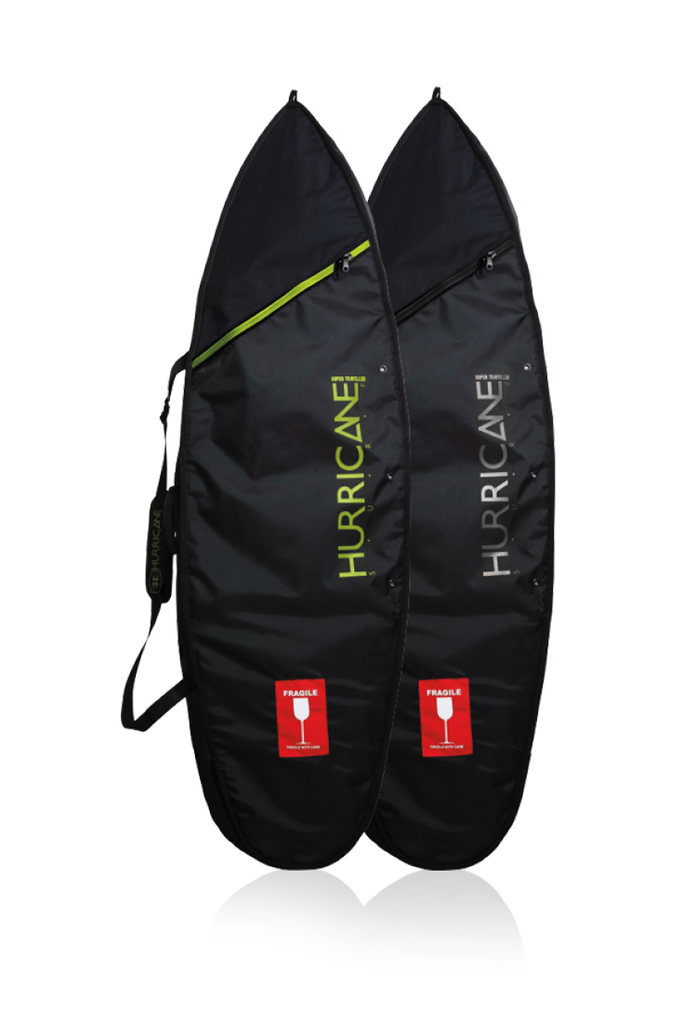 Super Traveller 2 - 3 board bag - Hurricane