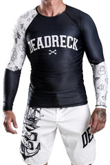 BJJ and Surfing Rashguard Dead Reckoning South Africa