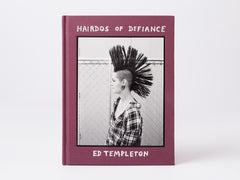 HAIRDOS OF DEFIANCE BOOK