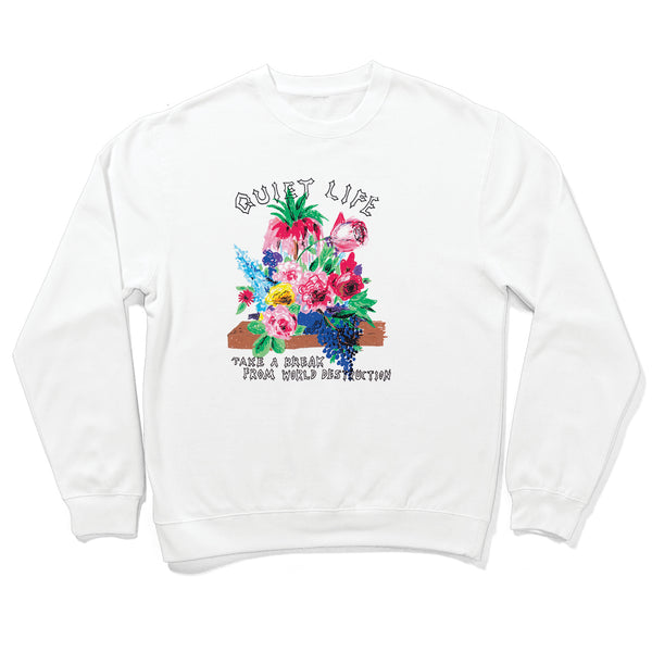 Take A Break Crewneck