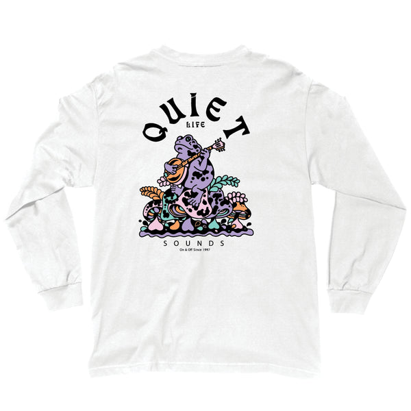 Quiet Life Sounds Long Sleeve T