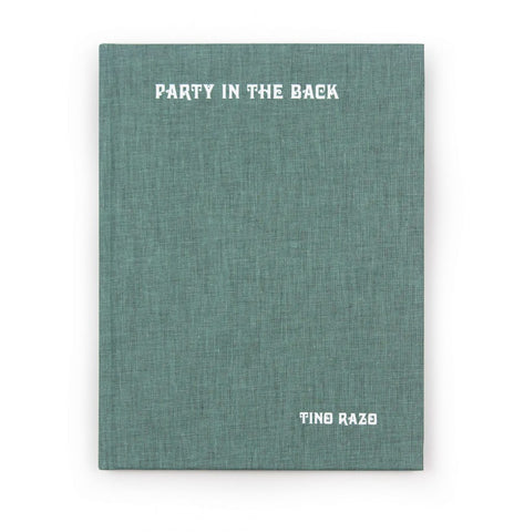 PARTY IN THE BACK BOOK