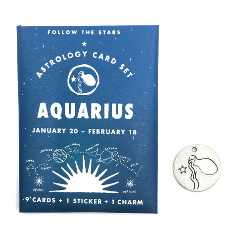 ASTROLOGY CARD GIFT SET