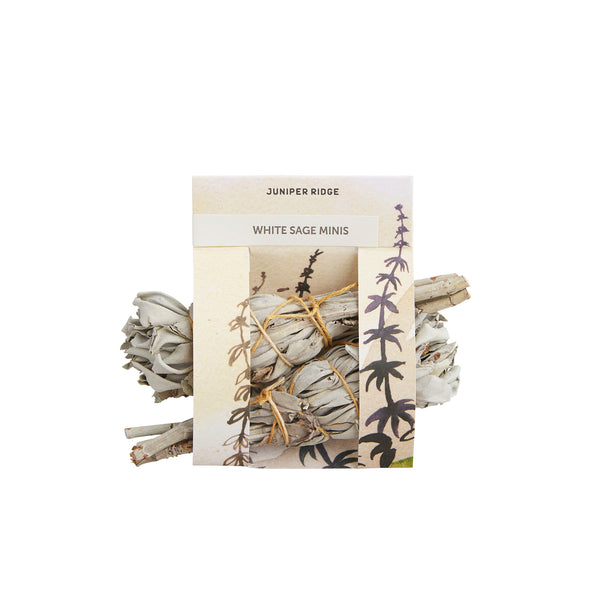 JUNIPER RIDGE MINI WHITE SAGE BUNDLES