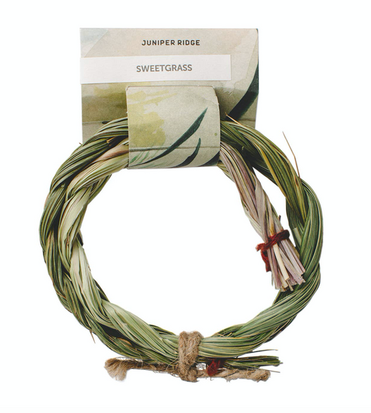 JUNIPER RIDGE SWEETGRASS BRAID