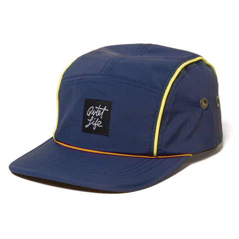 Belmont 5 Panel Camper Hat