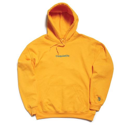 Origin Embroidered Hood - Gold