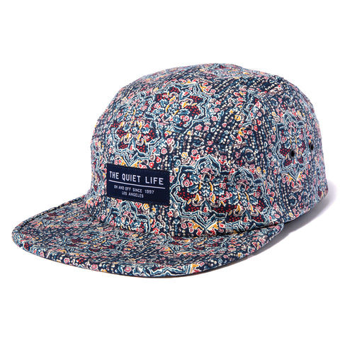 Victoria 5 Panel Camper Hat -Made in USA