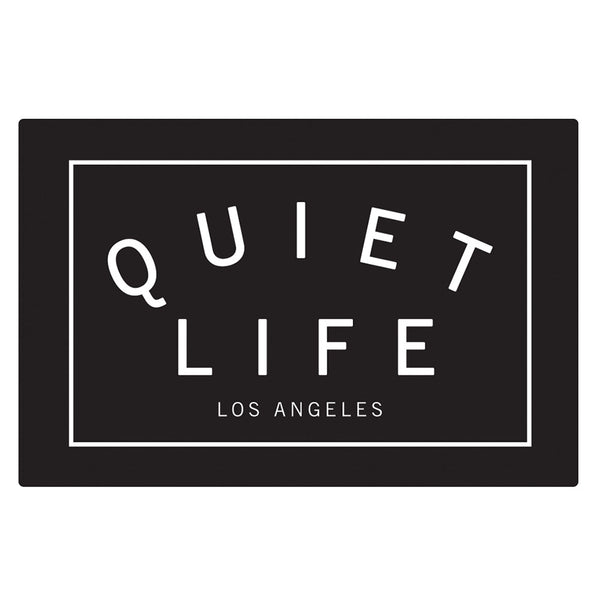 Quiet Life Gift Card