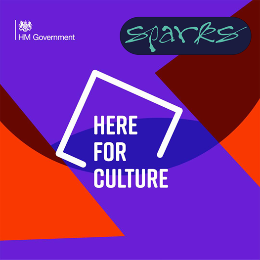 Sparks Theatrical Hire awarded a grant from the Government's Culture Recovery Fund