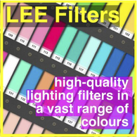 LEE FILTERS - LIGHTING FILTERS AND GELS