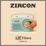 LEE FILTERS ZIRCON FOR LED