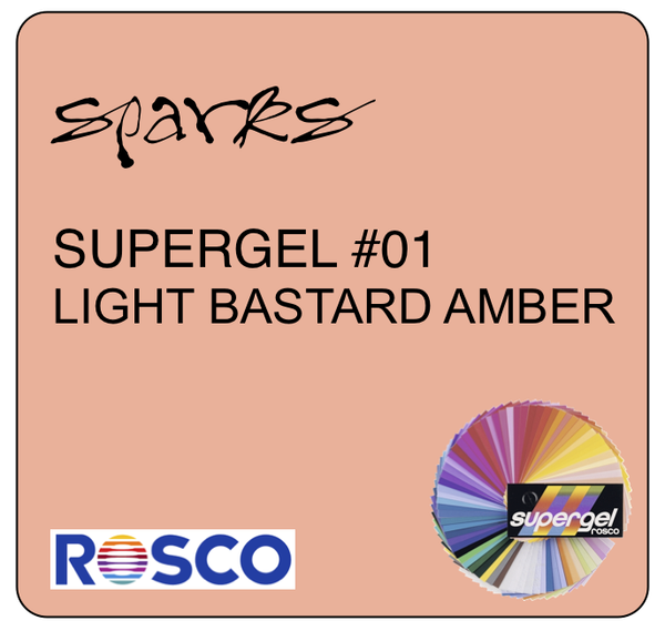 SUPERGEL #01 LIGHT BASTARD AMBER