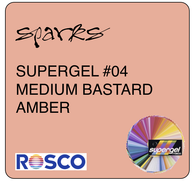 SUPERGEL #04 MEDIUM BASTARD AMBER