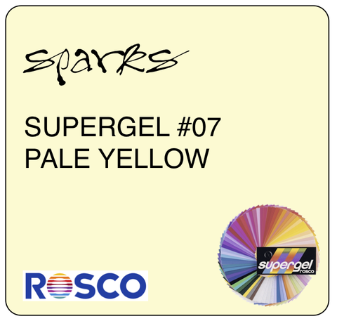 SUPERGEL #07 PALE YELLOW
