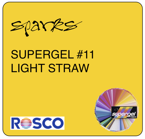 SUPERGEL #11 LIGHT STRAW