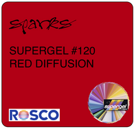 SUPERGEL #120 RED DIFFUSION