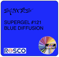 SUPERGEL #121 BLUE DIFFUSION