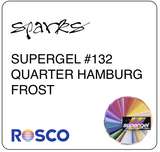 SUPERGEL #132 QUARTER HAMBURG FROST
