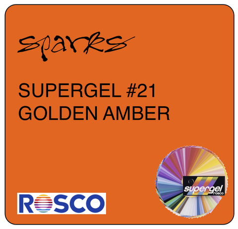 SUPERGEL #21 GOLDEN AMBER