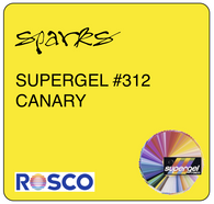 SUPERGEL #312 CANARY