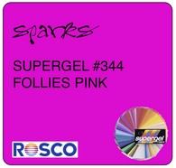 SUPERGEL #344 FOLLIES PINK