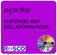 SUPERGEL #347 BELLADONNA ROSE
