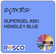 SUPERGEL #361 HEMSLEY BLUE