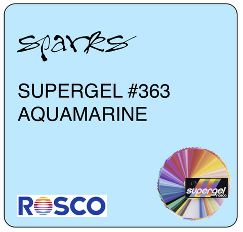 SUPERGEL #363 AQUAMARINE