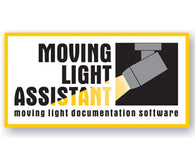 MOVING LIGHT ASSISTANT SOFTWARE - MLA - PERSONAL LICENSE