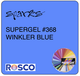 SUPERGEL #368 WINKLER BLUE