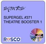 SUPERGEL #371 THEATRE BOOSTER 1