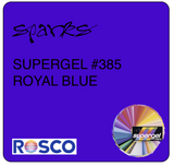 SUPERGEL #385 ROYAL BLUE