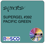 SUPERGEL #392 PACIFIC GREEN