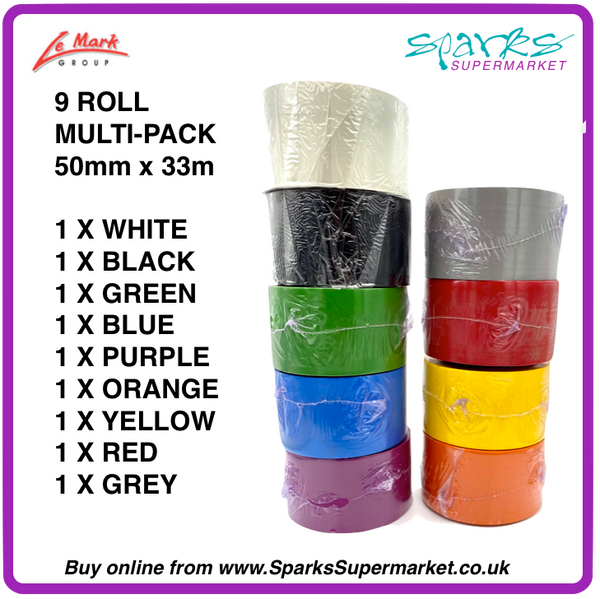 50MM PVC MULTI-PACK