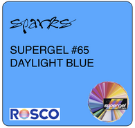 SUPERGEL #65 DAYLIGHT BLUE