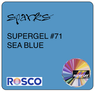 SUPERGEL #71 SEA BLUE