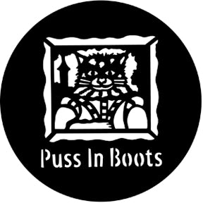 ROSCO STEEL GOBO 77589	Puss In Boots