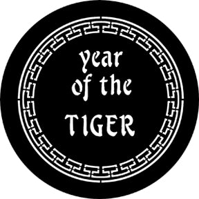 ROSCO STEEL GOBO 77652L Year Of The Tiger