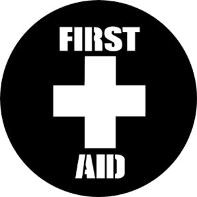 ROSCO STEEL GOBO 77678	First Aid